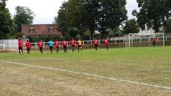 Match Chateauneuf 2/ Dangeau 1 - Association Sportive de Dangeau