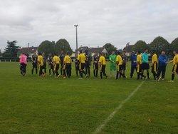 Match Dangeau/ Epernon - Association Sportive de Dangeau