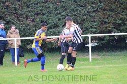 U19 - Bg les Valence FC - AS DONATIENNE
