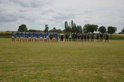 ASEB - Meaulne ; Dernier match saison 2014-2015 - Score : 2-2 - Association Sportive Espoir du Brethon