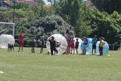 Fête du club 23 juin 2018 Tournois Bubble Foot - Association Sportive Flourens / Drémil Lafage