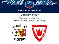 Coupe de France - 2ème tour