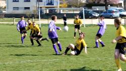 U13 - Gironcourt (2) - Autreville  2 à 8 La vidéo des buts !