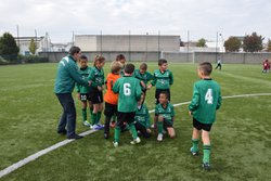 U11 le 2 octobre 2015 - Association Soquence Graville Omnisport