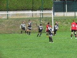 Rivery U15 - Davenescourt le 15/09/2018 - Association sportive municipale RIVERY