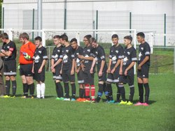 Rivery U18 -Longueau 1 le 15/09/2018 - Association sportive municipale RIVERY