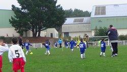 Plateau Foot 3 à Guémené du 26/11/2016 - Avenir Sportif Marsacais