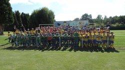 Journée U11 à St Marcel le Samedi 13 septembre - Association Sportive Mellecey-Mercurey