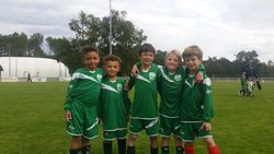 U9 saison 2016-2017 - AS MONTGUYON