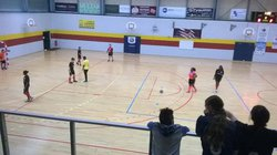 TOURNOI FUTSAL FEMININES 19/02/17 CARROS - association sportive des moulins