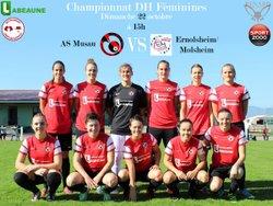 Championnat DH Féminines