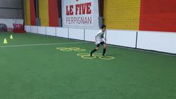 Développement et Perfectionnement des Jeunes Footballeurs des Pyrénées Orientales - Journée du 15.01.2018 - ASSOCIATION SPORTIVE DE PRO-TRAINING GAMES