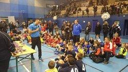 Jours de foot indoor 2014 - U11 District - ASPTT Arras Football