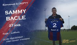 Recrues 2017-2018 - ASPTT POITIERS FOOT