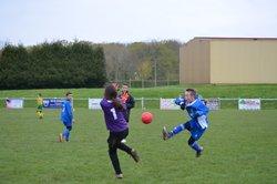 match des U11 du 23 avril 2016 contre formerie - ASPTT Beauvais