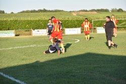 Matchs amicaux / Verdille - Ecoyeux - Jarnac Champagne - Association Sportive de Salles d'Angles