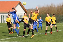 VIC/SEILLE - U15 Avril 2017 - Association Sportive Schaeferhof Dabo