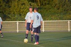 Fête du Foot du FC Seltz 2014 // FC Seltz 2 - ASSE Salmbach 1 - Association Sportive Saint-Etienne Salmbach