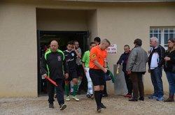 ASSER II - CORMORANCHE II : 0-1. Le 17 septembre 2017 - AS Saint Etienne sur Reyssouze