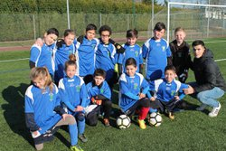 DEFAITE DES U11B SINOIS CONTRE LAMBRES - ASSOCIATION SPORTIVE SIN LE NOBLE