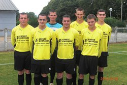 RECRUES 2010/2011 - association sportive de saint goazec