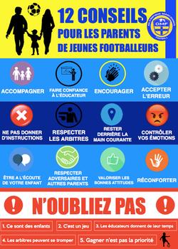 quelques conseils - Association Sportive de Saint-Viance