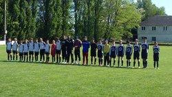 demi finale des u13 au tournoi d objat contre villemoisson (91) - Association Sportive de Saint-Viance