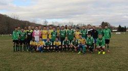 match amical as st viance/esa brive 3 - Association Sportive de Saint-Viance