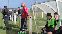 match amical contre la riviere de mansac pour l equipe B - Association Sportive de Saint-Viance