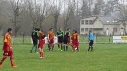 AS ST VIANCE B/ ALLASSAC B - Association Sportive de Saint-Viance