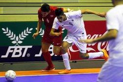 World Deaf Futsal : Algérie 2-4 Suisse - Association Sportive des Sourds de Vaulx en Velin