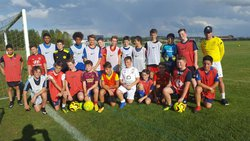 Challenge Samedi pour les U15
