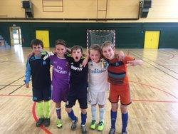 Les vainqueurs du tournoi futsal!! - A.S VALLÉE DE L'ANDELLE