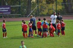 Les U 9 à Manosque (21 octobre 2017) - Alliance Sportive Valensole Gréoux