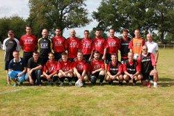 Equipe Séniors 2014/2015 - Association Sportive Villebretoise