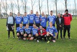 Match contre Valois Sport - ATSCAF le Havre