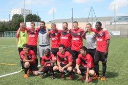 Match championnat Valois 2015/2016 - ATSCAF le Havre