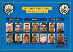 Augy FC saison 2017/2018 - Augy Football Club