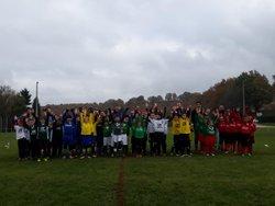 PLATEAU U9 - 18/11/17 - BEZENET DOYET FOOTBALL