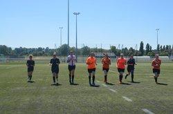 Finale de Coupe Consolante Féminine 16/17 St-Symphorien - FCBV (2-6) Dim. 18/06/17 - FC Beaumont en Véron