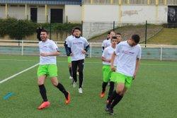 U18 - AS Saint Germain 13-1 - BOURGES FOOT