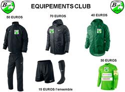 PRODUITS CLUB