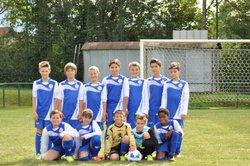 equipe U13B 2015 - Bonne Athletic Club