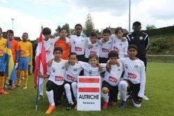 EURO 2016 U13 A MONTLOUIS SUR LOIRE - BORDEAUX ATHLETIC CLUB