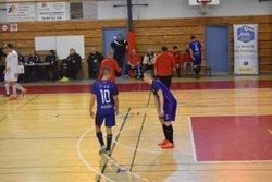 04-02-18 FCBO SENIORS FUTSAL à Poligny - FOOTBALL  CLUB    BRENNE-ORAIN