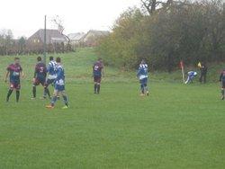 12/11/17 FCBO B contre Passenans Match arrêté terrain impraticable - FOOTBALL  CLUB    BRENNE-ORAIN