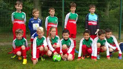Tournoi U8U9 à Boissy - BREUILLET FOOTBALL CLUB