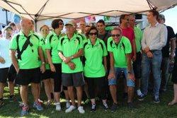 Tournoi de l'école de foot 27 juin 2015 - Bruguières Sporting Club