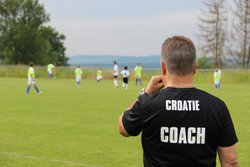 CROATIE 1 - 0 ANGLETERRE - Bulgnéville Contrex Vittel Football Club
