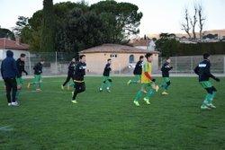 U17-2CAPC-FC LA CIOTAT-17-01-16 - CA Plan de Cuques